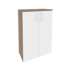 Шкаф для документов средний широкий Onix O.ST-2.3 Дуб Аризона 800x420x1207, Цвет товара: Дуб Аризона, изображение 5
