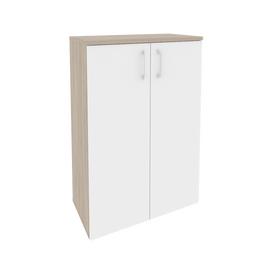 Шкаф для документов средний широкий Onix O.ST-2.3 Дуб Аризона 800x420x1207, Цвет товара: Дуб Аризона, изображение 6
