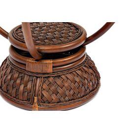 Кофейный столик Андреа (Andrea) Натуральный ротанг (Пекан) TetChair, Цвет товара: Античный орех, изображение 2