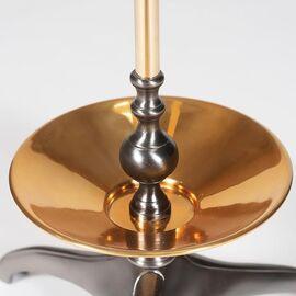 Подставка для зонтов Secret De Maison Золото (mod. 51420) TetChair, Цвет товара: Золото/Античный серый, изображение 3