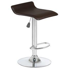 Барный стул LM-3013 коричневый DOBRIN, Цвет товара: Коричневый, изображение 6
