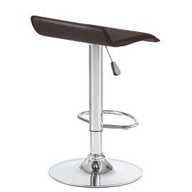 Барный стул LM-3013 коричневый DOBRIN, Цвет товара: Коричневый, изображение 10