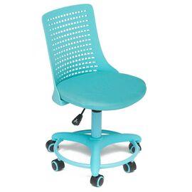 Компьютерное кресло Kiddy ткань, бирюзовый TetChair, Цвет товара: Бирюзовый, изображение 2