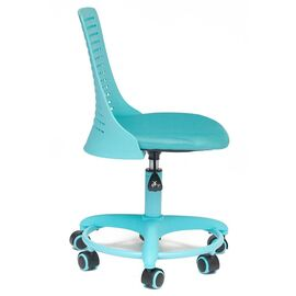 Компьютерное кресло Kiddy ткань, бирюзовый TetChair, Цвет товара: Бирюзовый, изображение 3