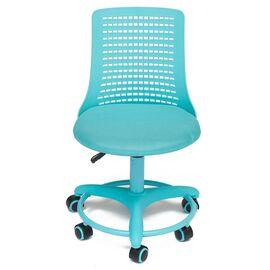 Компьютерное кресло Kiddy ткань, бирюзовый TetChair, Цвет товара: Бирюзовый, изображение 4