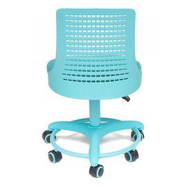 Компьютерное кресло Kiddy ткань, бирюзовый TetChair, Цвет товара: Бирюзовый, изображение 5