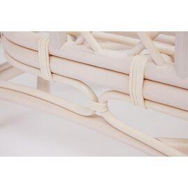 """Комплект для отдыха """"ANDREA"""" (диван + 2 кресла + журн. столик со стеклом + подушки) TetChair, Цвет товара: Белый, изображение 8"""