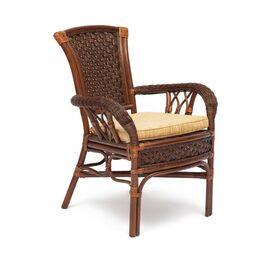 """Комплект обеденный """"ANDREA"""" ( стол + 4 кресла ) TetChair, Цвет товара: Античный орех, изображение 2"""