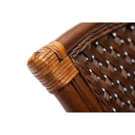 """Комплект обеденный """"ANDREA"""" ( стол + 4 кресла ) TetChair, Цвет товара: Античный орех, изображение 3"""