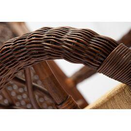 """Комплект обеденный """"ANDREA"""" ( стол + 4 кресла ) TetChair, Цвет товара: Античный орех, изображение 4"""