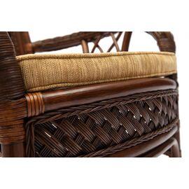 """Комплект обеденный """"ANDREA"""" ( стол + 4 кресла ) TetChair, Цвет товара: Античный орех, изображение 5"""