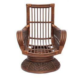 """Кресло-качалка """"ANDREA Relax Medium"""" Античный орех TetChair, Цвет товара: Античный орех, изображение 2"""