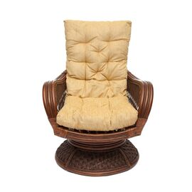 """Кресло-качалка """"ANDREA Relax Medium"""" Античный орех TetChair, Цвет товара: Античный орех, изображение 3"""