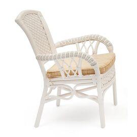 """Комплект обеденный """"ANDREA"""" ( стол + 4 кресла ) Белый TetChair, Цвет товара: Белый, изображение 2"""