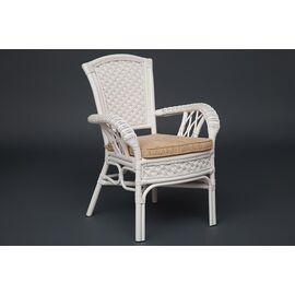 """Комплект обеденный """"ANDREA"""" ( стол + 4 кресла ) Белый TetChair, Цвет товара: Белый, изображение 5"""