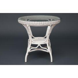 """Комплект обеденный """"ANDREA"""" ( стол + 4 кресла ) Белый TetChair, Цвет товара: Белый, изображение 6"""