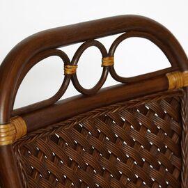 Комплект террасный ANDREA (с подушкой) Античный орех TetChair, Цвет товара: Античный орех, изображение 11