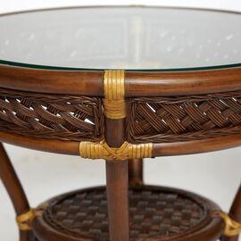 Комплект террасный ANDREA (с подушкой) Античный орех TetChair, Цвет товара: Античный орех, изображение 2