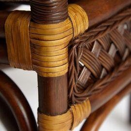 Комплект террасный ANDREA (с подушкой) Античный орех TetChair, Цвет товара: Античный орех, изображение 5