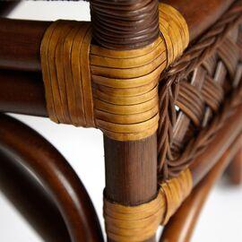 Комплект террасный ANDREA (с подушкой) Античный орех TetChair, Цвет товара: Античный орех, изображение 6