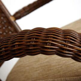 Комплект террасный ANDREA (с подушкой) Античный орех TetChair, Цвет товара: Античный орех, изображение 7