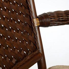 Комплект террасный ANDREA (с подушкой) Античный орех TetChair, Цвет товара: Античный орех, изображение 8