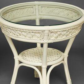 Комплект террасный ANDREA (с подушкой) Белый TetChair, Цвет товара: Белый, изображение 9