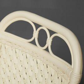 Комплект террасный ANDREA (с подушкой) Белый TetChair, Цвет товара: Белый, изображение 10