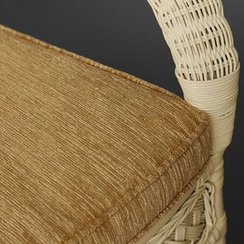 Комплект террасный ANDREA (с подушкой) Белый TetChair, Цвет товара: Белый, изображение 12