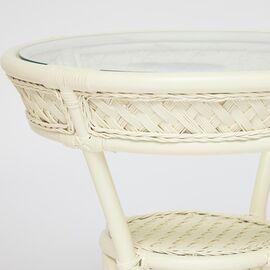 Комплект террасный ANDREA (с подушкой) Белый TetChair, Цвет товара: Белый, изображение 2