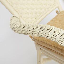 Комплект террасный ANDREA (с подушкой) Белый TetChair, Цвет товара: Белый, изображение 3