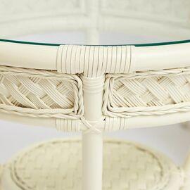 Комплект террасный ANDREA (с подушкой) Белый TetChair, Цвет товара: Белый, изображение 5