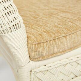 Комплект террасный ANDREA (с подушкой) Белый TetChair, Цвет товара: Белый, изображение 6