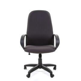 Компьютерное кресло для руководителя Chairman 279 TW-12 Серый, Цвет товара: Серый, изображение 5