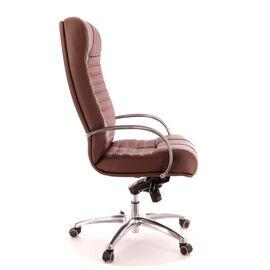 Компьютерное кресло для руководителя Everprof Atlant AL M кожа коричневый, Цвет товара: Коричневый, изображение 3
