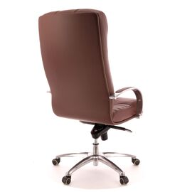 Компьютерное кресло для руководителя Everprof Atlant AL M кожа коричневый, Цвет товара: Коричневый, изображение 4