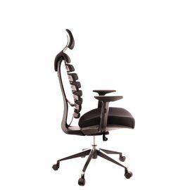 Компьютерное кресло для руководителя Everprof Ergo Black ткань черный, изображение 2