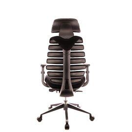 Компьютерное кресло для руководителя Everprof Ergo Black ткань черный, изображение 3