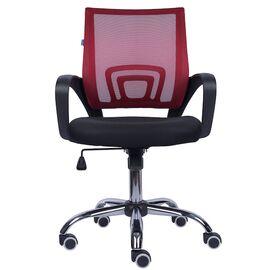 Офисное кресло Everprof ЕР 696 красная сетка