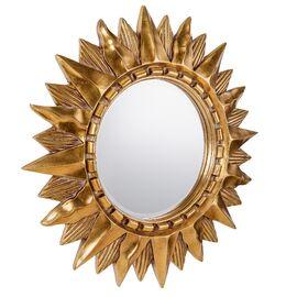 Зеркало-солнце Sol Gold (Солнце) Art-zerkalo, Цвет товара: Золото, изображение 2