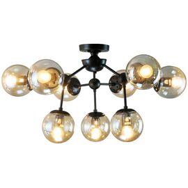 Потолочный светильник Моди черный KINK Light, изображение 2