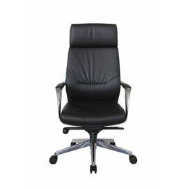 Компьютерное кресло для руководителя Riva Chair А1815 Чёрный (А8) натуральная кожа, Цвет товара: Чёрный, изображение 2