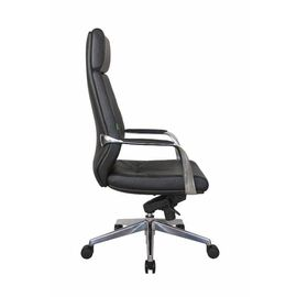 Компьютерное кресло для руководителя Riva Chair А1815 Чёрный (А8) натуральная кожа, Цвет товара: Чёрный, изображение 3