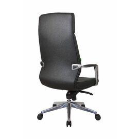 Компьютерное кресло для руководителя Riva Chair А1815 Чёрный (А8) натуральная кожа, Цвет товара: Чёрный, изображение 4
