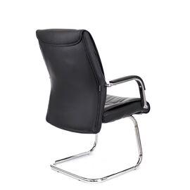 Кресло-конференц Everprof Bond CF Экокожа Черный, Цвет товара: Чёрный, изображение 3