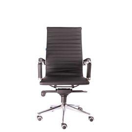 Компьютерное кресло для руководителя Everprof Rio M кожа черный, Цвет товара: Черный, изображение 5