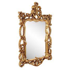 Зеркало настенное в резной раме Floret (Флорет) Art-zerkalo, изображение 3