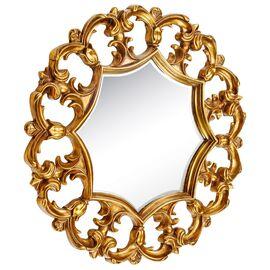Зеркало настенное в резной раме Florian Gold (Флориан) Art-zerkalo, изображение 2