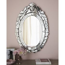 Венецианское настенное зеркало Laura (Лаура) Art-zerkalo, изображение 2
