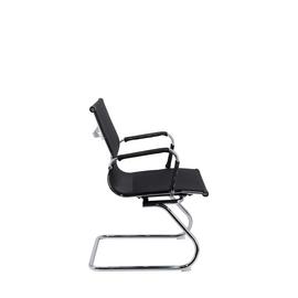 Офисное кресло для посетителей Everprof Opera CF сетка черный, Цвет товара: Черный, изображение 4
